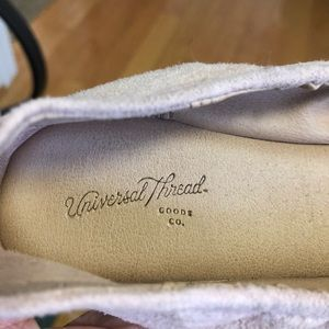 Universal Thread Shoes - Dusty Rose Ballet Flats